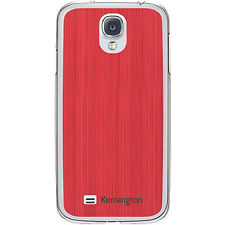 Kensington Aluminum Finish Case for Samsung Galaxy S4 Red - K44418WW