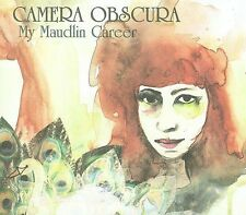 My Maudlin Career [Digipak] by Camera Obscura (Scotland) (CD, Apr-2009, 4AD)