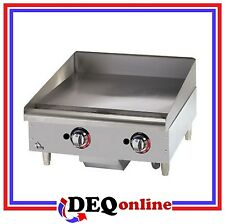 """Star 624TF Star-Max 24"""" Gas Griddle With Thermostatic Controls"""