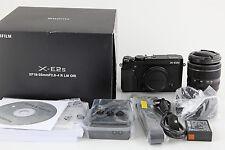 Fujifilm X-E2s schwarz Kit mit XF 18-55 mm 1:2,8-4 R LM OIS
