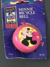 Minnie Mouse Bicycle bell vintage 1987
