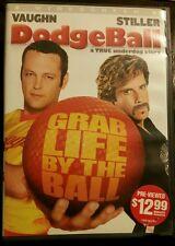 Dodgeball A True Underdog Story DVD 2004 Widescreen Vince Vaughn Ben Stiller Rip