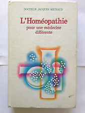 L'HOMEOPATHIE 1976 MEDECINE TRAITEMENT NATUREL