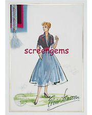 I Love Lucy Lucille Ball rare photo original costume design by Elois Jenssen TV