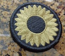 ARMY PATCH, ARMY NATIONAL GUARD HQS, KANSAS  ,MULTI-CAM,SCORPION, WITH VELCR