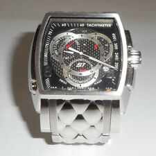 INVICTA S1 SWISS MADE ALL STAINLESS STEEL Men's Watch Model 5778 EXCELLENT