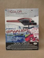 Color Artz Fabric Airbrush Kit Art Supplies Air Brush Set Crafts Brand New