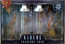 ALIENS CREATURE PACK 30th Anniversary Deluxe Accessory Pack LED's Neca 2016