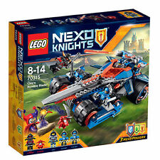 LEGO ® Nexo Nights lame-CRUISER Clay 's Rumble Blade (70315) NUOVO NEW MISB