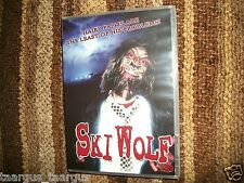SKI WOLF (2008) SRS CINEMA - DVD