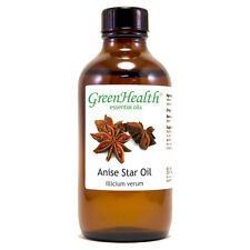4 fl oz Anise Star Essential Oil (100% Pure & Natural) - GreenHealth