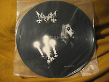 MAYHEM live in leipzig ORIG PIC LP emperor dissection satyricon