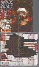 CD--NAPALM DEATH--NOISE FOR MUSIC'S SAKE | DOPPEL-CD
