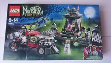 LEGO Monster Fighters The Zombies (9465) rare Japanese box