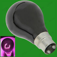 75 W effet uv blacklight Bc, B22, ampoules, Dj, Disco, Halloween effets Lampe