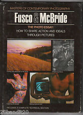 FUSCO & McBRIDE THE PHOTO ESSAY ALSKOG/CROWELL 1974 HC