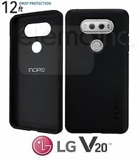 INCIPIO DualPRO 2 Layer Hard Shell Impact Protection Cover Case for LG V20 BLACK
