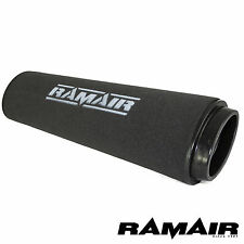Ramair Performance Foam Panel Air Filter for BMW 330D 530D 535D Range Rover TD6
