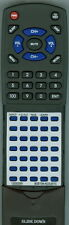 Replacement Remote for BOSTON ACOUSTICS SOUNDWARE XS 21, 120003555