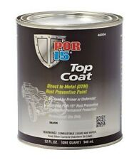 POR15 Top Coat, Chassis Black, Quart POR 45904                   FAST SHIPPING!!