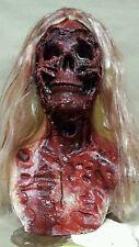 Zombie walking dead walker mask cosplay halloween costume monster creature gore