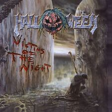 HALLOWEEN - VICTIMS OF THE NIGHT cd metal horror SEALED detroit no one evil