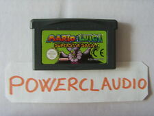 MARIO E LUIGI SUPERSTAR SAGA GBA game boy advance super CARTUCCIA