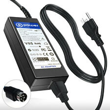 4-Pin AC Adapter For Sylvania Princeton PD-80A LCD17 Power Supply Cord Charger