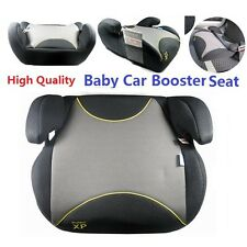 GRAY Baby Sturdy Child Kid Children Car Booster Seat 3 To 12 Years old 15-36kg