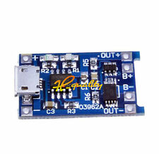 5V 1A Micro USB 18650 Lithium Battery Charging Board Charger Module Protection