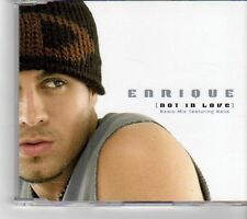 (FP248) Enrique, Not In Love - radio mix featuring Kelis - 2004 DJ CD