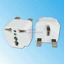 Adattatore Spina da Presa Italiana a Inglese Travel Adapter UK EU