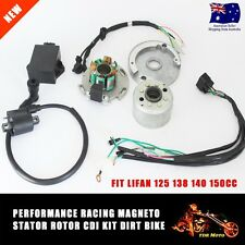 Complete Racing Stator Rotor Kit Fit LIFAN 125 138 140cc 150cc ATV Dirt Pit Bike