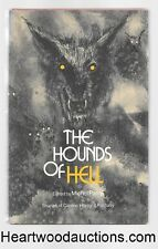 The Hounds of Hell by Michel Parry (editor) First- High Grade