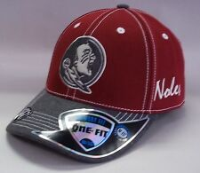 Florida State Seminoles Hat Memory Fit Top Of The World High Post M/L