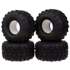 Off Road Monster Truck D:132MM W:72 Tyre Tires Fit 1/10 HSP HPI Redcat RC 3003