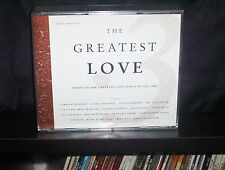 VARIOUS – THE GREATEST LOVE III – 30 OF THE GREATEST LOVE SONGS OF ALL TIME – DO