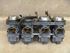 Yamaha 750 XJ SECA MAXIM XJ750 Used Engine Carbs Carburetor Set 1982 CARB#58