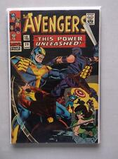 Avengers Vol. 1 (1963-2004) #29 FN/VF UK Price Variant