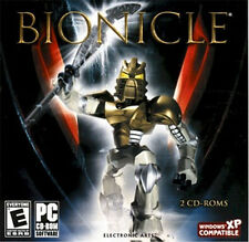 LEGO BIONICLE 2CD Set PC Game For Win 98-XP NEW $3 Ship