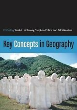 Key Concepts in Geography (v. 1)  Paperback