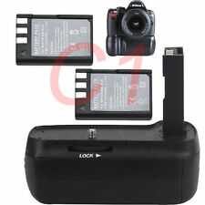 Battery Grip Pack for Nikon D3000 D5000 D60 D40 D40X DSLR Camera + 2 x EN-EL9