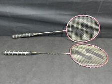 Sportcraft Badminton 4 piece Racket Set 4 RACKET LOT