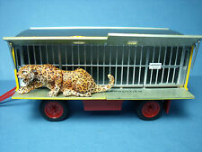 4 FIGURINES 1/43 SET 241 LE LEOPARD CIRQUE PINDER VROOM UNPAINTED FIGURE