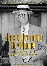 Jesse Livermore - Boy Plunger : The Man Who Sold America Short in 1929 by Tom...