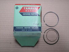 Yamaha AT2 AT3 1972-73 NOT DT125 piston ring set +0.5mm 316-11610-20 genuine NOS