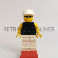LEGO Minifigures - Man - pln041 - Plain Torso Omino Minifig Set 6561 Hot Rod