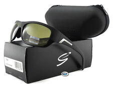 Serengeti ORVIETO 7997 Polarized Sunglasses | Matte Black / Polar PhD 555nm Lens