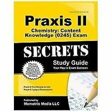 Praxis II Chemistry Content Knowledge (5245) Exam Secrets Study Guide :...