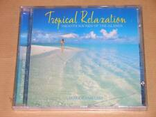 CD / MARK CAMILLERI / TROPICAL RELAXATION / SOUNDS OF ISLANDS / NEUF SOUS CELLO